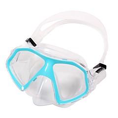 Potápěčské masky Voděodolné-Děti Plavání Potápění a šnorchlování. pet