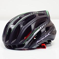 Jezdit na kole Helma Osvědčení Cyklistika 36 Větrací otvory Nízká hmotnost Nastavitelné Unisex Cyklistika