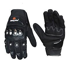 montando a tribo luvas da motocicleta homens mulheres tela de aço inoxidável tela de toque montando luvas de moto guantes moto luvas gants
