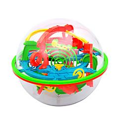 Labyrintti- ja logiikkapelit Maze-pallo Opetuslelut Lelut 3D Aikuisten 1 Pieces