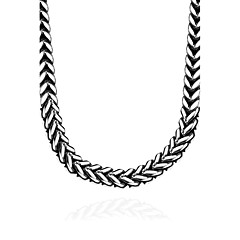 Men's Chain Necklaces Geometric Irregular Stainless Steel Titanium Steel Punk Hip-Hop Jewelry For Halloween Street