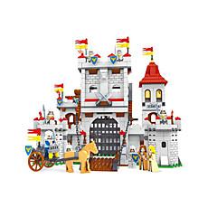 אבני בניין צעצועים טירה נסיכות בנות 1118 חתיכות