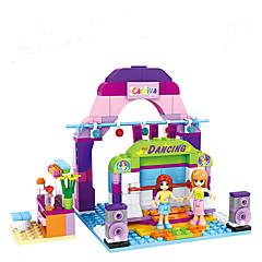 אבני בניין צעצועים נושא אגדות אנשים פנטזיה אופנה חברים בנות 243 חתיכות