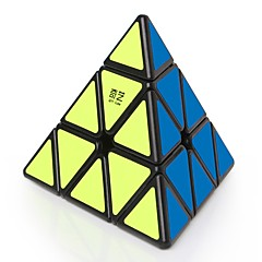 ルービックキューブ 153 ピラミンクス エイリアン 3*3*3 スムーズなスピードキューブ マジックキューブ ストレス解消グッズ 知育玩具 グロス ストレスや不安の救済 オフィスデスクのおもちゃ ソフトプラスチック アーキテクチャ ギフト