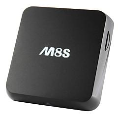 billige TV-bokser-M8S Android 4.4 TV-boks Amlogic S812 2GB RAM 8GB ROM Kvadro-Kjerne