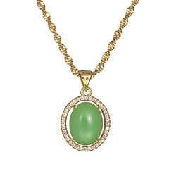 Dame Oppheng Kubisk Zirkonium Ball Zirkonium Kobber Vintage Søt Smykker Til Kveld og spesielle anledninger Skoleball