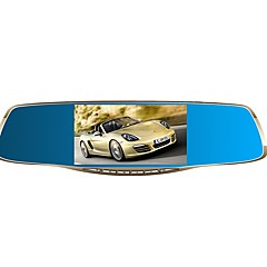 auto camera ips 170 16gb geheugenkaart 5 inch led display loop-cyclus opname bewegingsdetectie