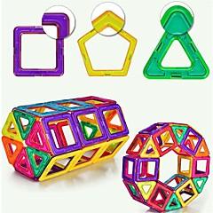 צעצועים מגנטיים אבני בניין מגדיר בניין מגדיר צעצוע חינוכי צעצועים Geometric Shape סוג מגנטי מגנטי נערים בנות 231 חתיכות