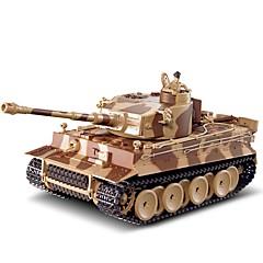 billiga Drönare och radiostyrda enheter-HUANQI 781 - 10 Tank Radiostyrd bil * Färdig att köra Tank 1 USB Laddningssladd 1 x användarmanual
