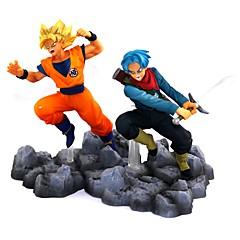 halpa -Anime Toimintahahmot Innoittamana Dragon Ball Goku 10 CM Malli lelut Doll Toy