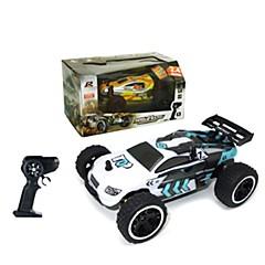 billige Fjernstyrte biler-Radiostyrt Bil QY1801B 2.4G Buggy (Off- Road) / Bil / Racerbil 1:18 14 km/h KM / H Fjernkontroll / Oppladbar / Elektrisk