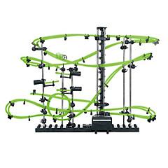 Spacerail 231-2G 10000MM Sets zum Selbermachen Bildungsspielsachen Track-Schienen-Auto Streckensets Marmorschienen-Sets Erektorset