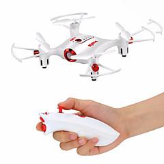 billige Fjernstyrte quadcoptere og multirotorer-RC Drone SYMA X20-S 4ch 6 Akse 2.4G Uten kamera Fjernstyrt quadkopter LED Lys En Tast For Retur Hodeløs Modus Flyvning Med 360 Graders