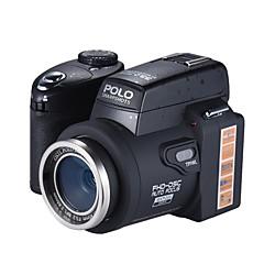 פולו sharpshots אוטומטי להתמקד af 33mp 1080p 30fps fhd 8x zoomable מצלמה דיגיטלית w / תקן 0.5x זווית רחבה 24x טלה ארוכת עדשה 3.0 lcd