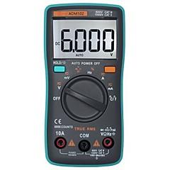 tanie Instrumenty elektryczne-Cyfrowy multimetr zt102 6000 zlicza auto zakres - zielony