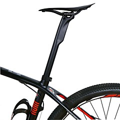 billiga Cykeldelar-Sadelstolpe Mountain Bike / Racercykel Ledigt / vardag Kolfiber - 1 pcs Svart