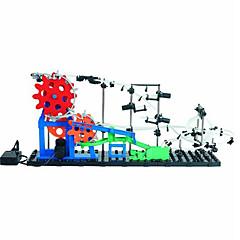 Spacerail 232-2 5600MM 트랙 레일 자동차 트랙 세트 장난감 자동차 대리석 트랙 세트 빌딩 키트 코스터 완구 설치자 세트 교육용 장난감 장난감 DIY 아동 Teen 조각