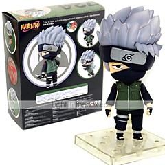 Figuras de Ação Anime Inspirado por Naruto Hatake Kakashi 10 CM modelo Brinquedos Boneca de Brinquedo