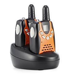 billige Walkie-talkies-365 Håndholdt Nød Alarm / Programmeringskabel / VOX <1,5 km <1,5 km Walkie Talkie Toveis radio