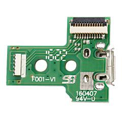 baratos -11 Peças de reposição de controlador de jogo Para Sony PS4 ,  Peças de reposição de controlador de jogo Metal 1 pcs unidade