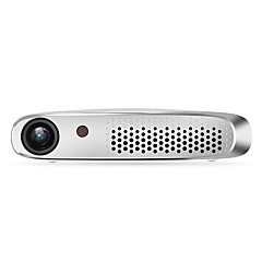 tanie Projektory-Factory OEM XIANQI XQ-2 DLP Mały projektor 750 lm Android 4.4 Wsparcie 1080p (1920x1080) 20-200 cal Ekran