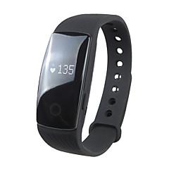 tanie Inteligentne zegarki-Inteligentny zegarek ID107 na iOS / Android Pulsometry / Spalonych kalorii / Długi czas czuwania / Ekran dotykowy / Wodoszczelny / Wodoodporny Rejestrator snu / Znajdź moje urządzenie / 64 MB / Sport