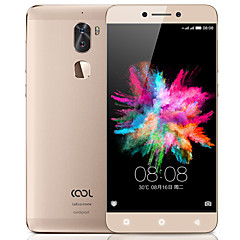 "preiswerte Mobiltelefone & Tablet PCs-LeTV LeEco Coolpad Cool1 5.5 "" 4G Smartphone ( 4GB + 32GB 13 MP + 13 MP Qualcomm Snapdragon 652 4060mAh)"