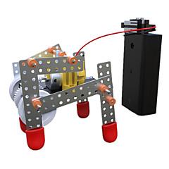 로봇 교육용 장난감 장난감 기계 로봇 건축 워킹 DIY 노블티 아동 조각