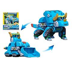 preiswerte -Roboter Spielzeug-Boote Bulldozer Spielzeuge Dinosaurier Tier Tiere Fahrzeuge Tiere Transformierbar Eltern-Kind-Interaktion Klassisch Tier