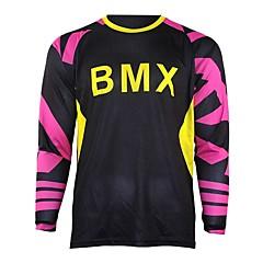 tanie Kurtki motocyklowe-mądrość pozostawia motocykle cross-country jersey własne rower górski hd downhill koszulka cross jersey outdoor sports koszulka z długim