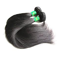 cheap Unprocessed Hair-Virgin Human Hair Straight Indian Hair 200 g 1 Year / 12 Months Daily