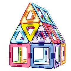 tanie Klocki magnetyczne-Blok magnetyczny Klocki 46pcs Transformable Interakcja rodziców i dzieci Wysoka jakość Klasyczny styl Zabawki Prezent