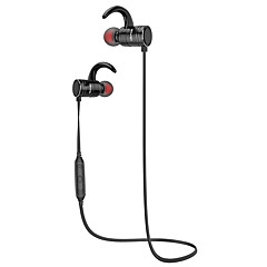 billige -CYKE AK7 I øret Trådløs Hodetelefoner dynamisk Metallskall Sport og trening øretelefon Med volumkontroll Med mikrofon Stereo Headset