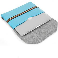 billige Nettbrettetuier&Skjermbeskyttere-Etui Til Apple iPad Pro 12,9 '' Lommebok Støtsikker Vanntett Lomme Helfarge Hard tekstil til iPad Pro 12.9''