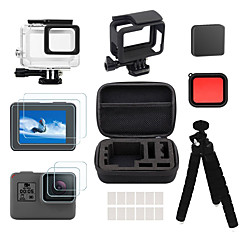 cheap Sports Action Cameras & Accessories  For Gopro-Sports Action Camera Outdoor Bumper Portable Multi-function Water-Repellent For Action Camera Gopro 6 Gopro 5 Camping / Hiking Outdoor