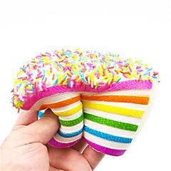 tanie Odstresowywacze-LT.Squishies / Squishy Zabawki do ściskania Tort Zabawki biurkowe Stres i niepokój Relief Zabawki dekompresyjne Zabawne Jedzenie i picie
