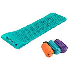 cheap Sleeping Bags & Camp Bedding-Naturehike Inflated Mat Sleeping Pad Moistureproof/Moisture Permeability Waterproof Portable Ultra Light (UL) Foldable Inflated