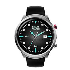tanie Inteligentne zegarki-Wielofunkcyjny Z18 na Android Bluetooth Wi-Fi Wi-Fi Rejestrator snu siedzący Przypomnienie Chronograf / 512MB / Czujnik pracy serca / 72-100 / MTK6580