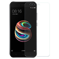 cheap Cell Phone Accessories-Screen Protector Xiaomi for Xiaomi A1 Tempered Glass 1 pc Front Screen Protector Explosion Proof 2.5D Curved edge 9H Hardness
