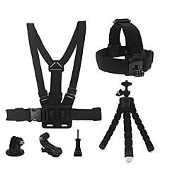 tanie Akcesoria do GoPro-Action Camera / Kamery sportowe Obuwie turystyczne Dla Action Camera Gopro 6 Gopro 5 Xiaomi Camera Gopro 4 Black Gopro 4 Session Gopro 4