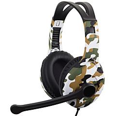 billiga Headsets och hörlurar-EDIFIER G10 Headband Kabel Hörlurar Dynamisk Plast Spel Hörlur mikrofon headset