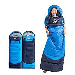 billiga Sovsäckar, madrasser och liggunderlag-Sovsäck Utomhus 5°C Rektangulär Vindtät för Resa Vår / Höst