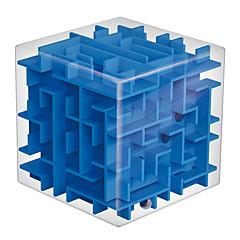 tanie Gry i puzzle-Układanka Luban Labirynt 3D Prostokątny Kwadrat 3D Matowe Dla dzieci Dla obu płci