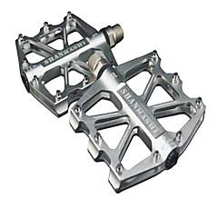 billiga Cykeldelar-Pedaler Fastnav Cykel / Mountainbike / Racercykel Bekväm Aluminiumlegering / Cr-Mo Svart / Silver / Röd