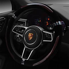 billige Rattovertrekk til bilen-bilstøttehjuldeksler (plysj) for universellmotorer