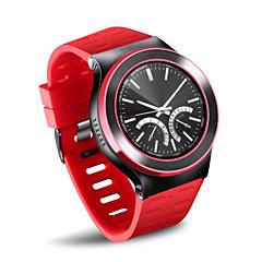tanie Inteligentne zegarki-V6 S99 Inteligentny zegarek 3G Pulsometry Krokomierze Krokomierz Rejestrator aktywności fizycznej Rejestrator snu siedzący Przypomnienie Budzik / GSM (900/1800/1900MHz) / WCDMA (850/2100MHz) / 512MB