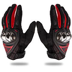 voordelige -axio ax01 motorhandschoenen, ademend comfortabel, sportief design