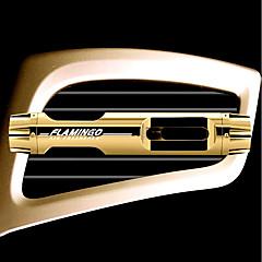 billiga Luftrenare till bilen-bil luftutlopp grille parfym aluminium legering bil luft luftrenare