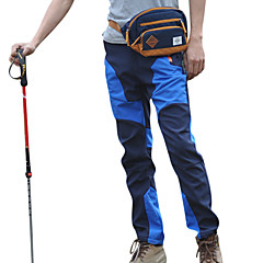 cheap Camping, Hiking & Backpacking-Men's Hiking Pants Outdoor Windproof, Waterproof, Thermal / Warm Spring, Fall, Winter Softshell Pants / Trousers Camping / Hiking Leisure Sports Cycling / Bike XL XXL XXXL / Breathable / Quick Dry