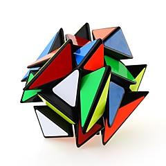 abordables -Cubo magico Cubo IQ Cubo de piedra 3*3*3 Cubo velocidad suave Cubos mágicos rompecabezas del cubo Alivio del estrés y la ansiedad Juguetes de oficina Niños Adulto Juguet Unisex Chico Chica Regalo